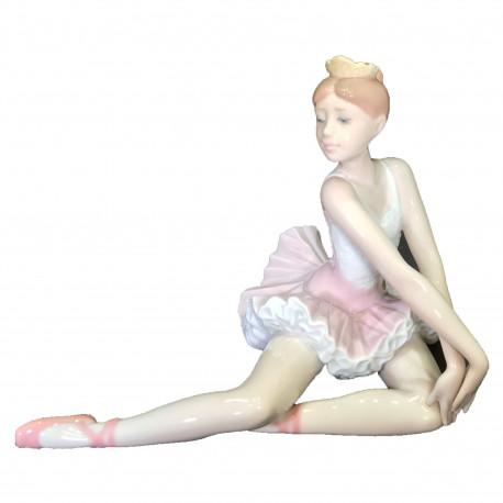 Figura Porcelana LLadro Gracia y Belleza